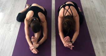 Profesoras de clases de yoga en Zaragoza